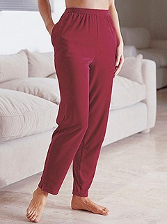 Stretch Waist Lounge Pants product image (040661.WI.1.3_WithBackground)