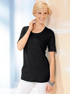 Classic Round Neck Top product image (248283.BK.2.1_WithBackground)