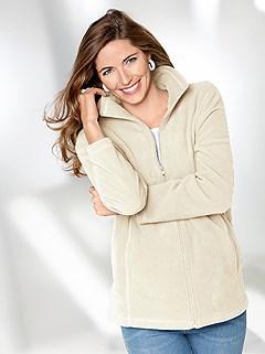 Zip Up Fleece Cardigan product image (248701.EC.1.1_WithBackground)