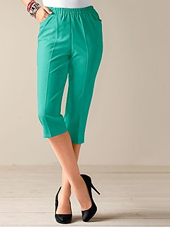 Pleated Capri Pants product image (267921.EDGR.3.1_WithBackground)