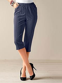 Pleated Capri Pants product image (267921.NV.3.1_WithBackground)