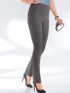 Wide Elastic Waistband Pants product image (303062.GRAPH.7.28_WithBackground)