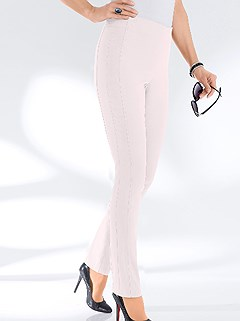 Wide Elastic Waistband Pants product image (303062.RS.1.27_WithBackground)