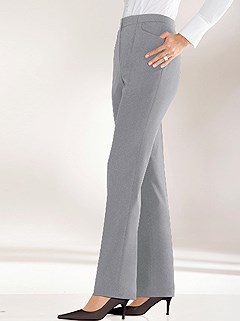 Slimming Pleated Pants product image (303656.SVGY.1.1_WithBackground)