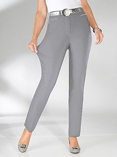Pocket Detail Pants product image (315542.GY.3.1_WithBackground)
