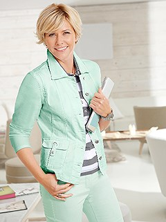 Cargo Look Jacket product image (317302.MT.1.2_WithBackground)