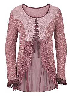Lace Accent Sweater product image (330465.RS.1.5)