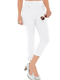 Calf Length Capri Pants product image (331972.WH.1)