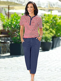 Nautical Striped Top product image (332542.RDST.4.2_WithBackground)