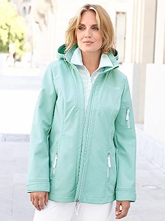 Water Resistant Soft Shell Jacket product image (345171.MT.1.1_WithBackground)