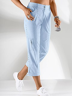 Zip Pocket Capri Pants product image (349010.LB.4.1_WithBackground)