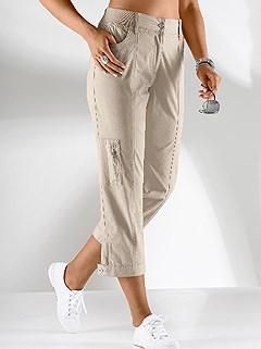 Zip Pocket Capri Pants product image (349010.STNE.2.1_WithBackground)