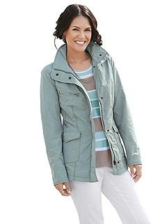 Contrast Seam Jacket product image (349883-MT.00)