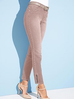 Ankle Zip Detail Jeans product image (351799.RS.2.1_WithBackground)