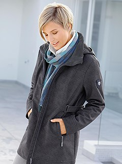 Fleece Lined Jacket product image (356779.DG.2.2_WithBackground)