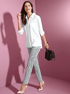 Graphic Print Pants product image (357076.EC.1.HE.357013.BKPR.1.HE)
