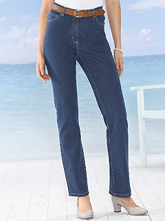 Embroidered Pocket Jeans product image (365123.BLUS.2.1_WithBackground)