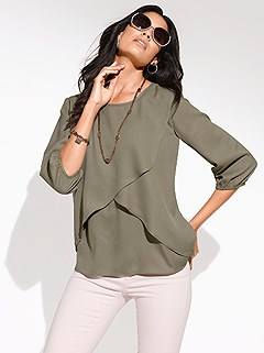 Layered Look Blouse product image (367218.KH.1.HE)