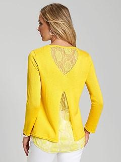 8b1f763875 filigree lace back sweater  59