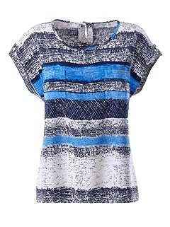 Bold Striped Blouse product image (367500.WBPR.1.HE)
