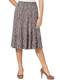 Polka Dot Midi Skirt product image (368458.TPEC.1.1_WithBackground)
