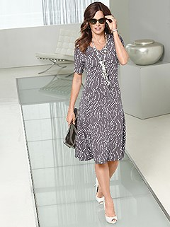 Sweetheart Neckline Midi Dress product image (368460.TPEC.2.1_WithBackground)