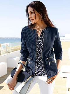 Denim Look Jacket product image (368503.AA.1)