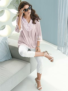 Lace Boho Tunic product image (369105.OLRS.369382.EC.HE)