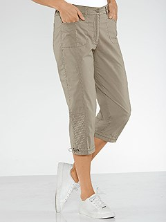 Stitched Back Pocket Capri Pants product image (373261.TP.4.1_WithBackground)