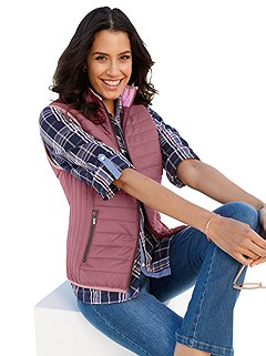 Quilted Zip Accent Vest product image (381905.RS.1)