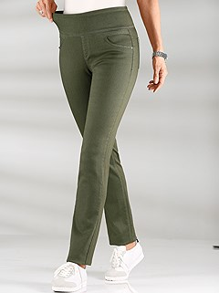High Waist Pants product image (385945.A.K)