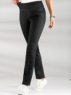High Waist Pants product image (385945.BK.3.14_WithBackground)