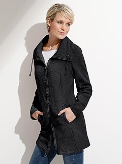 Long Fleece Jacket product image (386666.BK.1.1_WithBackground)