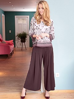 Classic Culotte Pants product image (389279.ECPR.2.13)