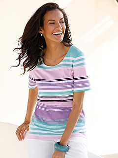 Striped Top product image (389528.MTST.1)