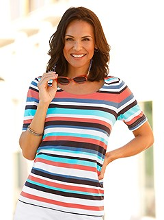 Multi Striped Top product image (389737.AQST.1)
