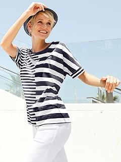 Multi Stripe Top product image (390323.NWPA.1)