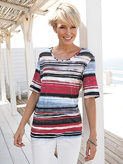 Multi Stripe Top product image (392178.RDST.1)