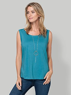 Solid Tank Top product image (393946.TQ.1)