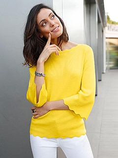 Boat Neckline Sweater product image (394635.YL.5.249_WithBackground)