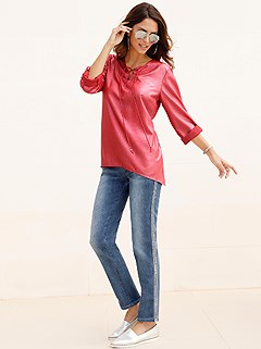 Piped Jeans product image (395392.COMU.1.395438.BLUS.1)