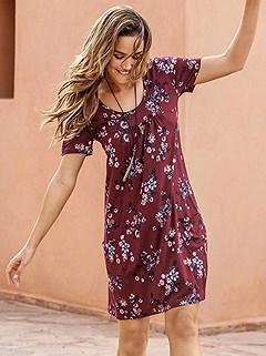 Casual Floral Print Dress product image (397382.BDMU.1S)