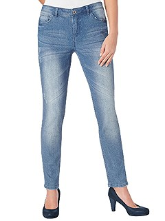 Wash Effect Jeans product image (397891.FADE.1)