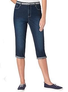 Denim Capri Pants product image (398937.BLUS.1-S)