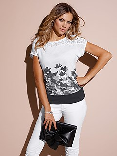 Floral Print Top product image (402122.WHPR.1)