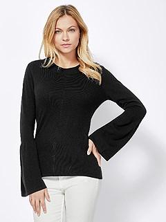 Wool Knit Sweater product image (406059.BK.4.2)