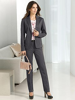 Textured Dress Pants product image (406853.CHAR.2.1)