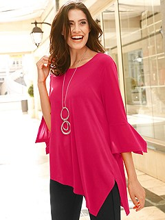 Asymmetrical Top product image (407539.RD.001S)