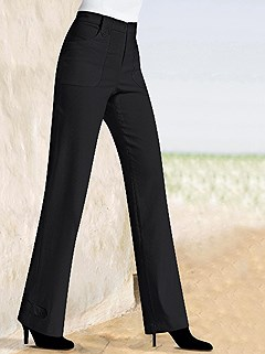 Button Tab Pants product image (408721.BK.4.1)