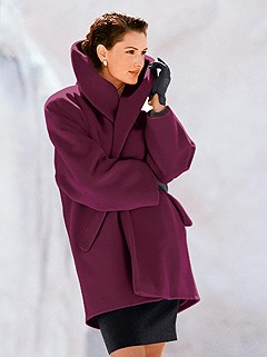 Wool Blend Coat product image (414698.BORD.4.14_WithBackground)